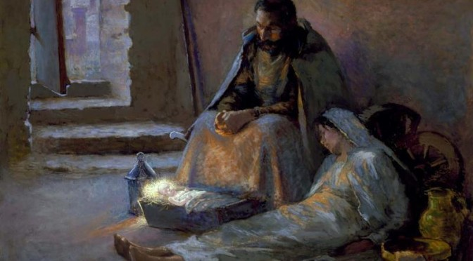 Christmas: The Hope, History, and Mystery of God With Us – Luke 2:1-20 and John 1:1-14