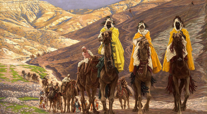 God's Gift Unboxed by the Wise Men, A Sermon for Epiphany – Matthew 2:1-12