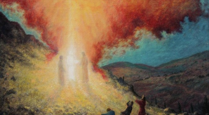 Look, Listen, and Lighten Up [OR Transfiguration of the Dazzling Light and Dead Ancestors Kind] Matthew 17:1-9